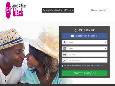 Jacquieetmichel-black - Site de rencontre pour célibataires black et métisses