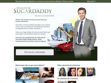 Sugar Daddy de Genève : Hommes riches et célibataires, rencontrez des jeunes femmes de Genève et de Suisse