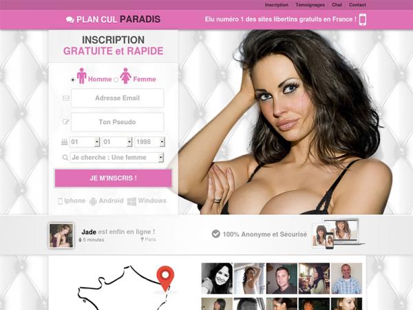 Planculparadis.fr | Site de rencontre sexe pour pervers !